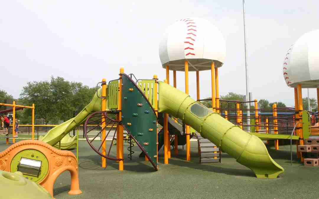 Miracle League Playground CNOS in Sioux City, Iowa